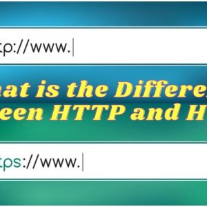 What is the Difference Between HTTP and HTTPS   Secure Server
