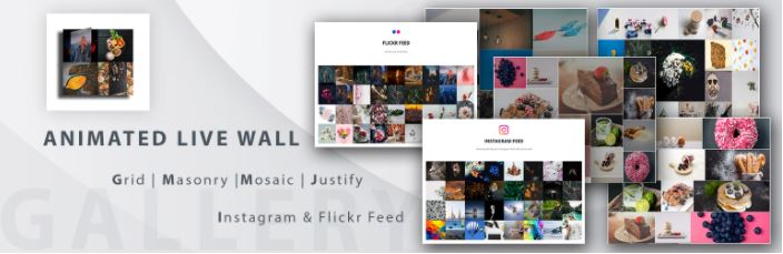 Animated Wall Picture | Animated Wall Art | Animated Live Wall – Social Feed – Gallery